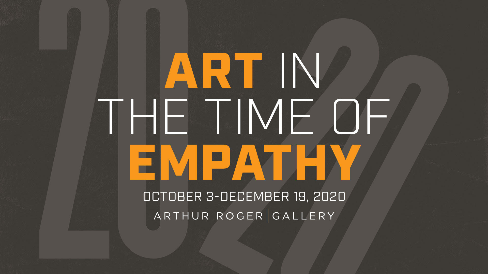 Art in the Time of Empathy